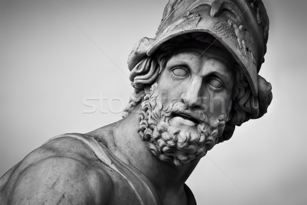 Anciens sculpture corps FLORENCE Italie style Photo stock © photocreo