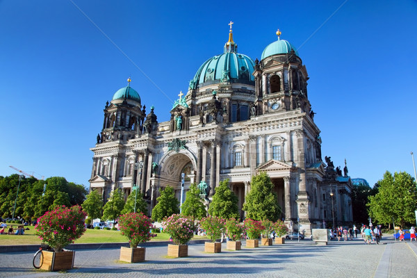 Berlin Cathedral. Berliner Dom, Germany Stock photo © photocreo