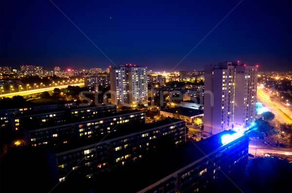 District of a big city Stock photo © photocreo