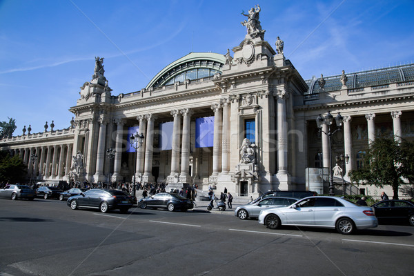 The Grand Palais, Paris, France Stock photo © photocreo