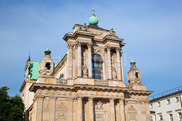 Carmelite Church, Warsaw Stock photo © photocreo