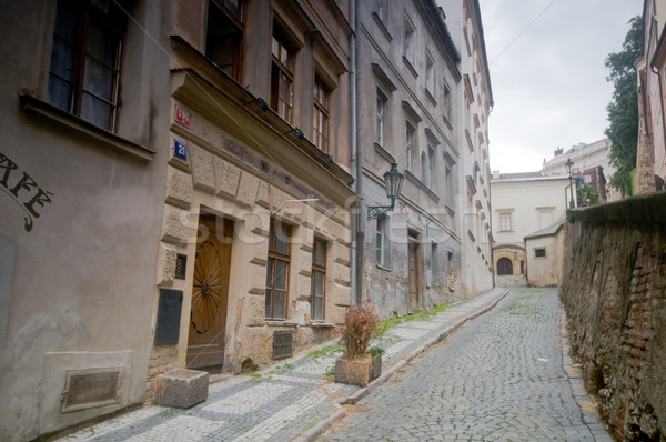 Prague. Old architecture, charming streets Stock photo © photocreo