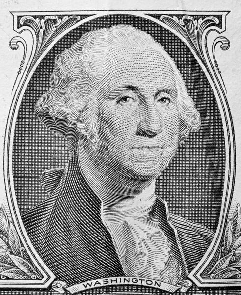 George Washington portrait on one dollar bill.  Stock photo © photocreo