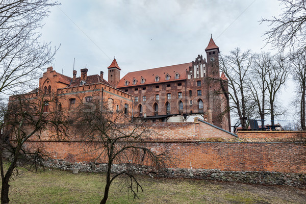 Castle in Gniew, Poland Stock photo © photocreo