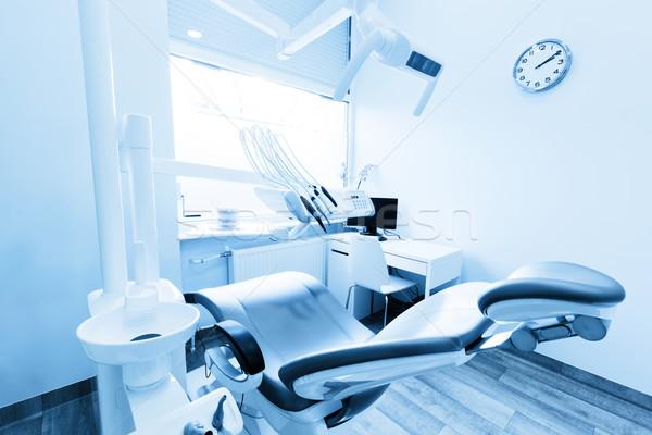 歯科医 オフィス 歯科用機器 現代 クリーン インテリア ストックフォト © photocreo