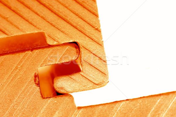Araçları görüntü iki teknoloji endüstriyel Stok fotoğraf © photocreo