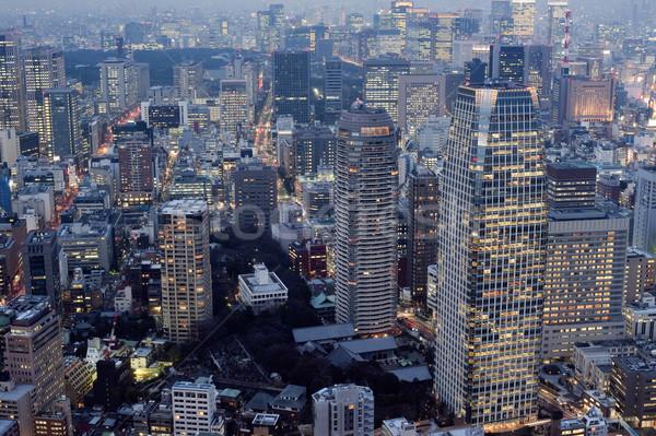 Tokyo City Stock photo © photohome