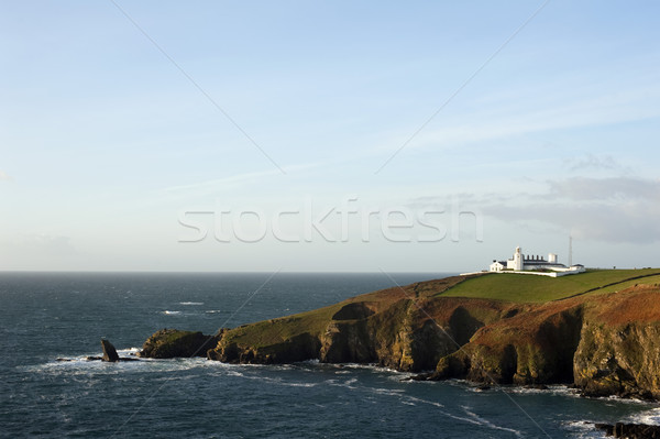 Lizard Point, Lizard Peninsula, Cornwall Stock photo © photohome