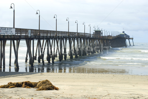 Imperial Beach Boardwalk Stock photo © photohome