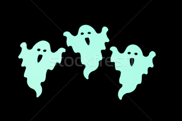 glowing ghosts Stock photo © photohome