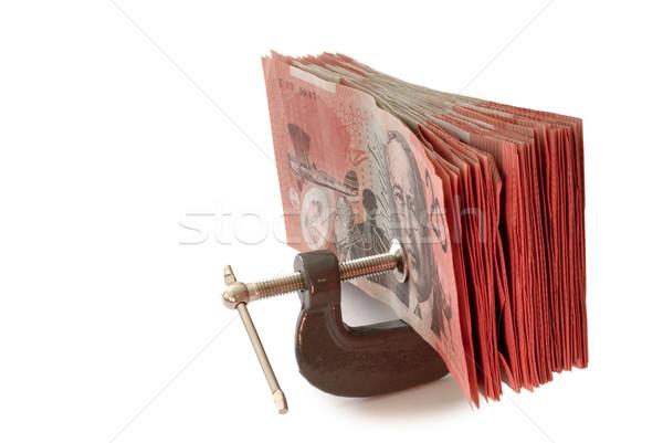 money press Stock photo © photohome