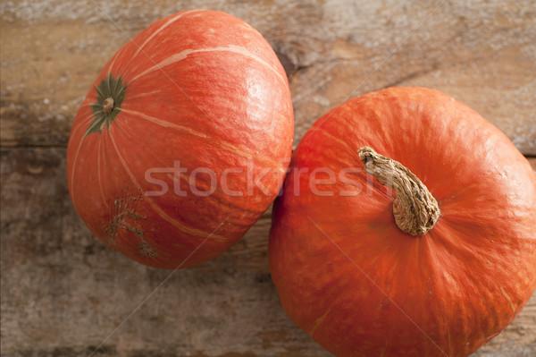 два все свежие сквош оранжевый Сток-фото © photohome