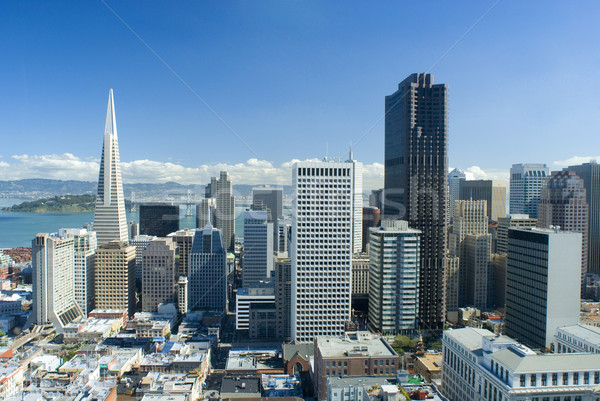 downtown san francisco Stock photo © photohome