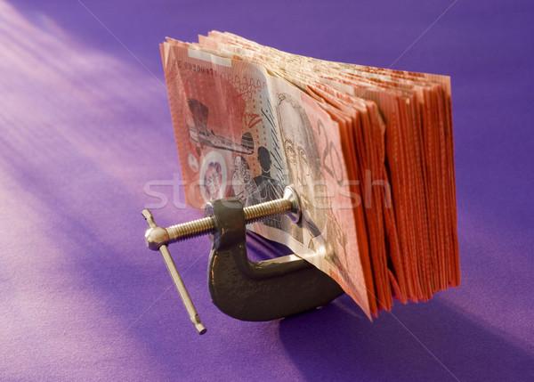 reduced spending Stock photo © photohome