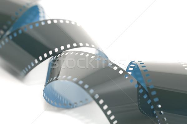 35mm film beyaz bo fotoğrafçılık Stok fotoğraf © photohome
