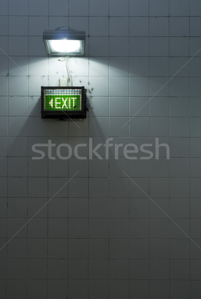 The Exit Stock photo © photohome