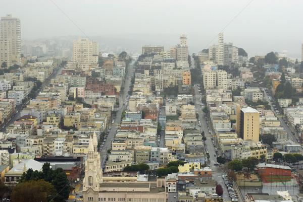 Сан-Франциско птиц глаза мнение конец Сток-фото © photohome