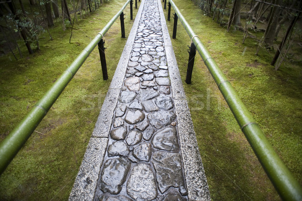 Zen Temple Path Stock photo © photohome