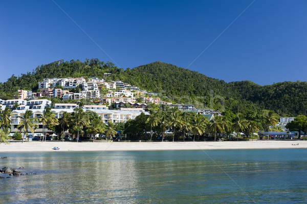 Scenic view of Airlie Beach North Queensland Stock photo © photohome