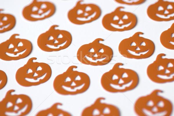 halloween pumpkins Stock photo © photohome