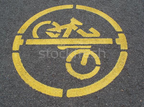 no cycling Stock photo © photohome