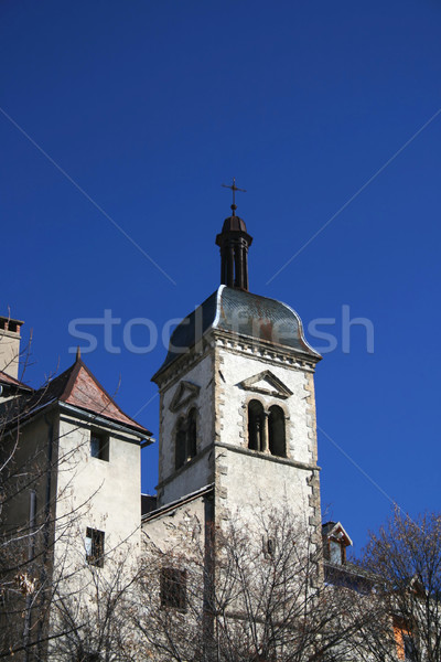 Tower in Briancon Stock photo © Photoline