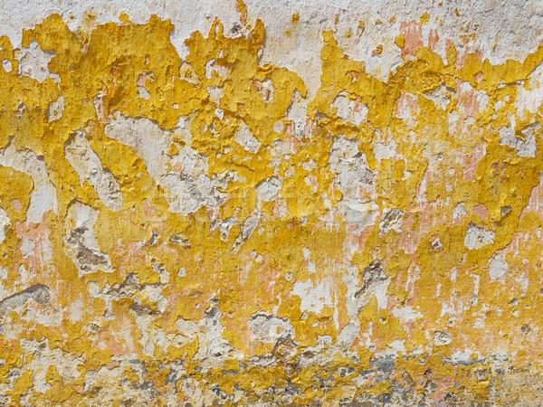 Stuc texture vieux mur construction Photo stock © Photooiasson