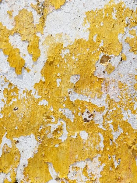 Estuco textura edad pared construcción Foto stock © Photooiasson