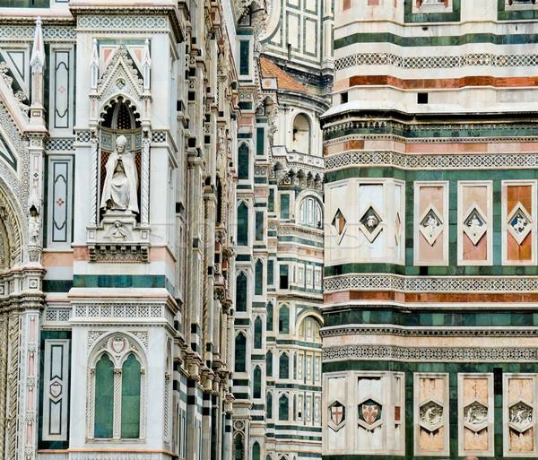 フィレンツェ 大聖堂 オペラ サンタクロース イタリア ストックフォト © Photooiasson