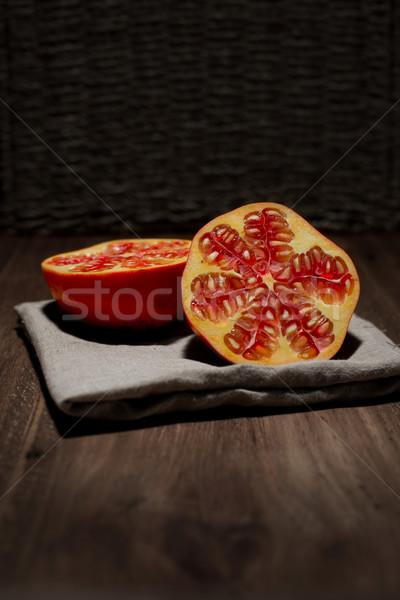 Pomegranate Stock photo © Photooiasson