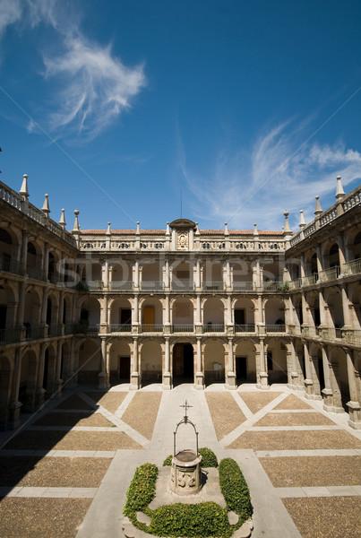 大学 マドリード スペイン スタイル ストックフォト © Photooiasson
