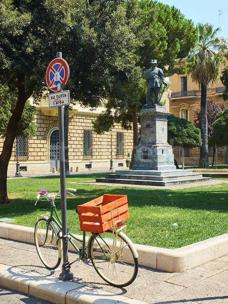 Piazzetta Vittorio Emanuele II square of Lecce. Puglia, Italy. Stock photo © Photooiasson