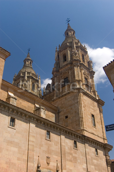 The Clergy (La Clerecia). Salamanca, Spain Stock photo © Photooiasson