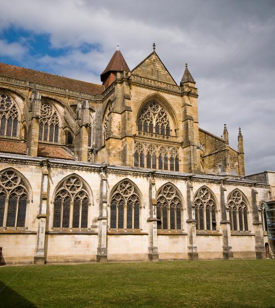 大聖堂 フランス 建物 教会 アーキテクチャ 宗教 ストックフォト © Photooiasson