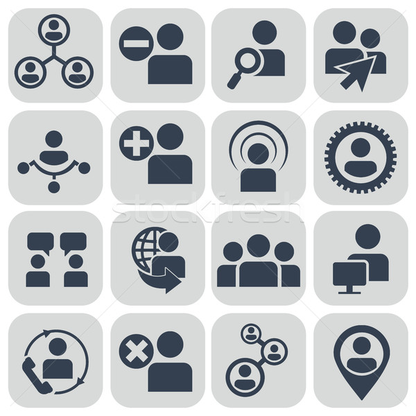 Сток-фото: человека · ресурсы · управления · бизнесмен · конференции