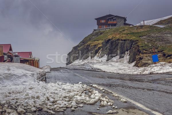 Dismal mountain landscape Stock photo © photosebia