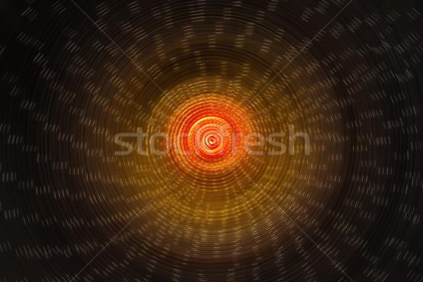 Foto stock: Noite · longa · exposição · luz · abstrato