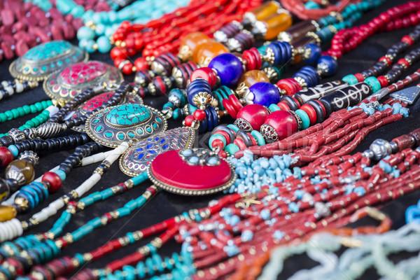 Colorido detalle vista muchos Foto stock © photosebia