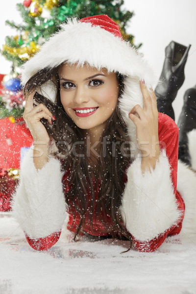 Christmas joy Stock photo © photosebia