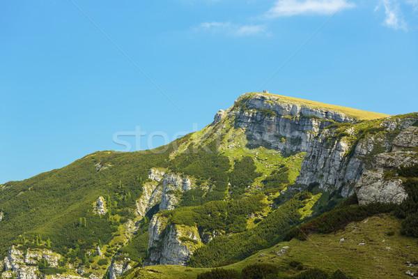 Bucegi mountain lanscape Stock photo © photosebia