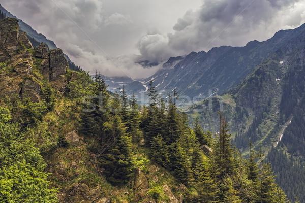 Mountain scenery Stock photo © photosebia