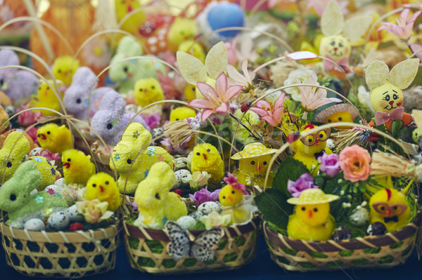Easter crafts and gifts Stock photo © photosebia