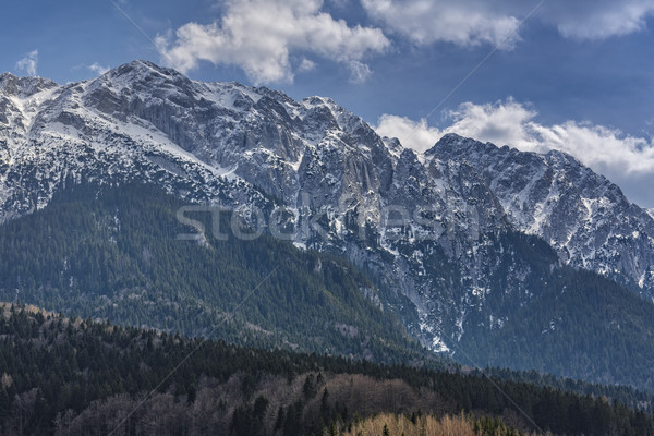 Bucegi mountains range Stock photo © photosebia