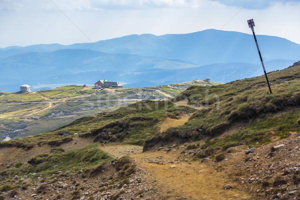 Mountain trails Stock photo © photosebia
