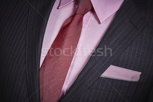 Business suit Stock photo © photosebia