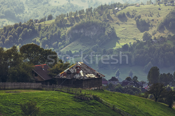 Rural landscape Stock photo © photosebia
