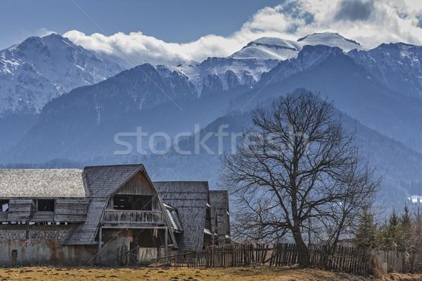 Rural scenery Stock photo © photosebia