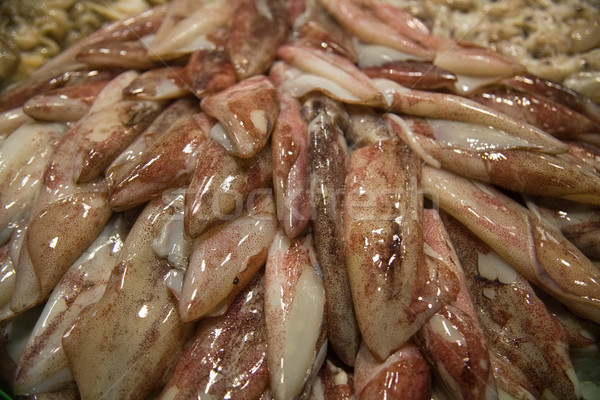 свежие рыбы еды диета морепродуктов питание Сток-фото © photosil