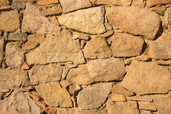 Stone wall Stock photo © photosil