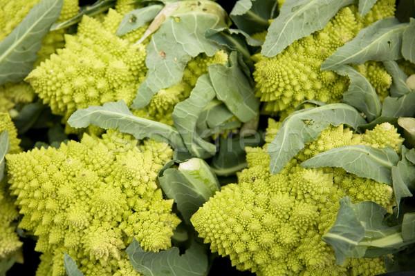брокколи тип капуста Италия рынке фон Сток-фото © photosil